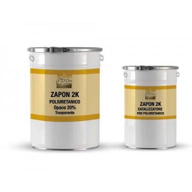 ZAPON 2К Полиуретановое финишное покрытие