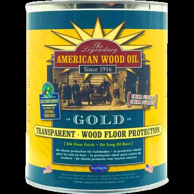 Масло тунгове AWO Transparent Gold
