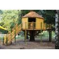 Цвет Vanila и столбы Pine