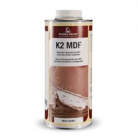 Супермелкая 2К ПЭ шпаклевка для МДФ, отвердитель в комплекте