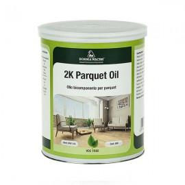 Parquet Oil 2k - двохкомпонентное паркетное масло двокомпонентне