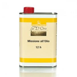 Масляная эмульсия для наклеивания золотого листа (Мордан) OIL GOLD SIZE 12 H