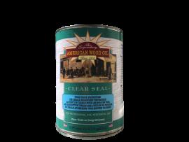 Масло AWO Clear Seal прозоре