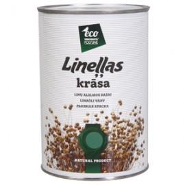 LINEĻĻAS KRĀSA - краска на основе льняного масла