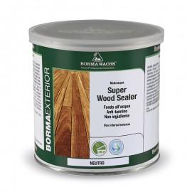 SUPER WOOD SEALER - грунтовка для богатых танином пород древесины