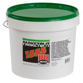 Двокомпонентний епоксидно-поліуретановий клей для паркету Parketolit 1555 / 14кг