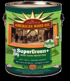 Натуральне масло SuperGreen без розчинників