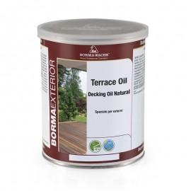 Цветное масло для террас DECKING OIL NATURAL