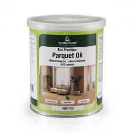 Паркетное масло с высоким сухим остатком Premium Eco High Solid Parquet Oil