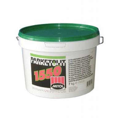 Двокомпонентний поліуретановий клей для паркету Mitol 1550