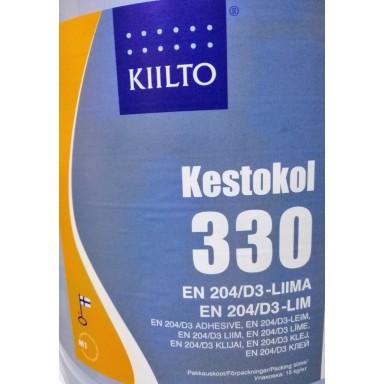 Клей ПВА для дерева KIILTO KESTOKOL D 330