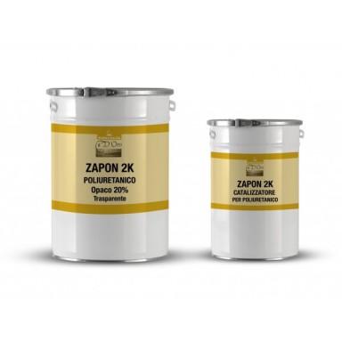Каталізатор HA.072 CATALYST для 2К ПУ Цапонлака, універсальний не жовтіючий каталізатор