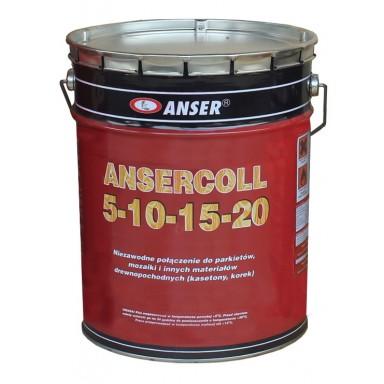 Ansercoll 5-10-15-20 Ансерколл каучуковий клей для паркету