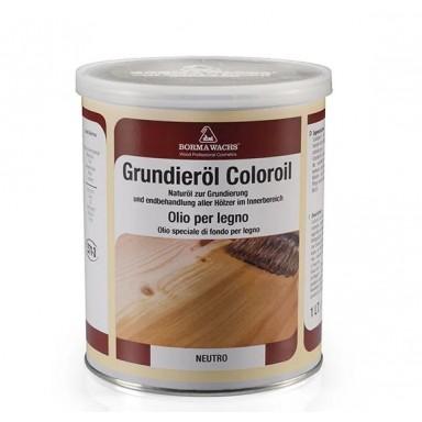 Грунтувальне масло для внутрішніх і зовнішніх робіт GRUNDIEROL
