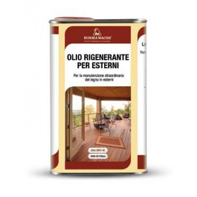 Відновлюче масло для зовнішніх робіт - EXTERIOR OIL REFRESHER