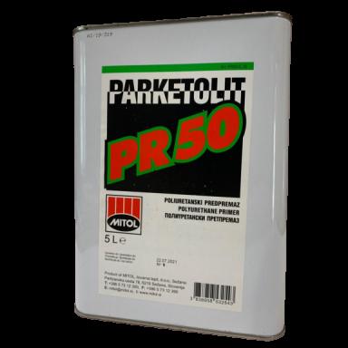 Однокомпонентний поліуретановий ґрунт Parketolit PR 50