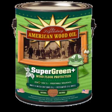 SuperGreen+ натуральне масло без розчинників