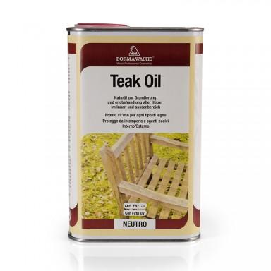 Тикове масло для дерева, Teak oil