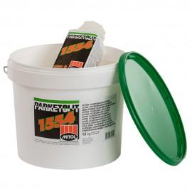 Двокомпонентний епоксидно-поліуретановий клей для паркету Mitol 1554