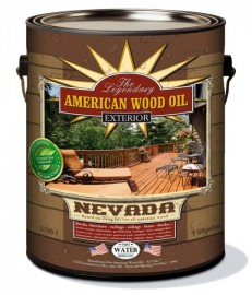 Масло AWO Nevada - тунгова олія