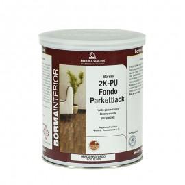 2K-PU PARKETTLACK BASECOAT - двокомпонентна поліуретанова грунтівка