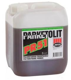 Однокомпонентний поліуретановий ґрунт Parketolit PR51 (5 кг)
