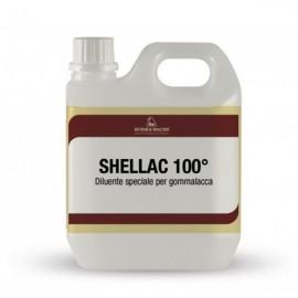 SHELLAC 100 Спеціальний розчинник для шелаку